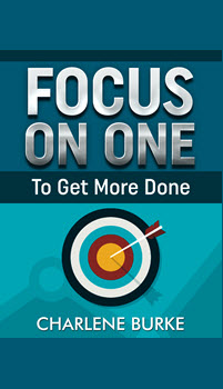 focus on one things to get more done