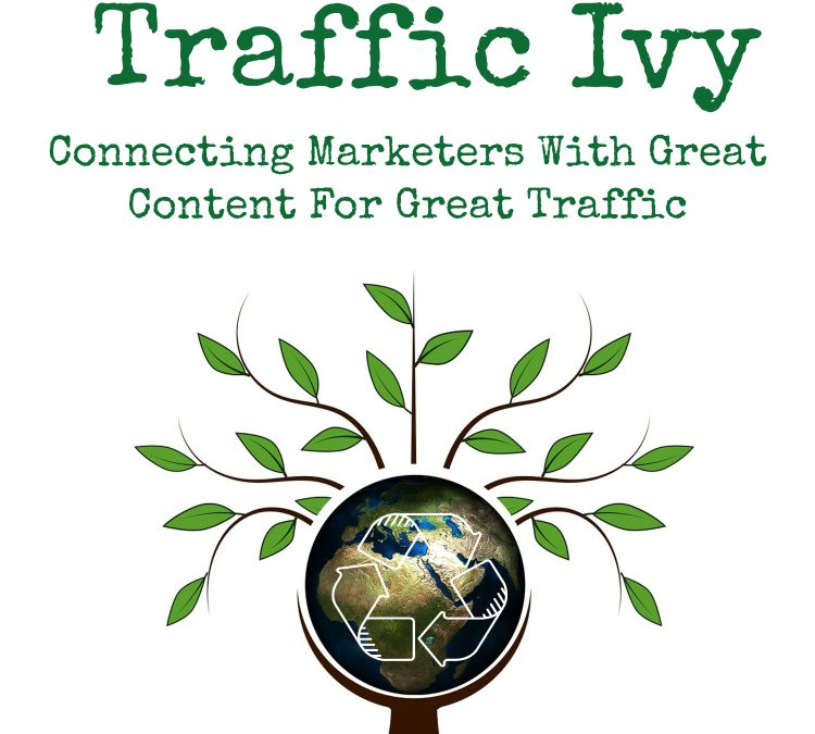 traffic ivy targeted traffic no spammy links