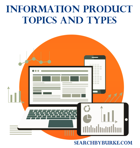 How To Choose Information Product Topics and Types