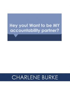 how to be an accountability partner